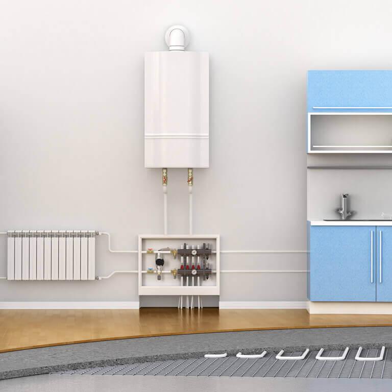 Dépannage de chaudière ou radiateur à Gagny