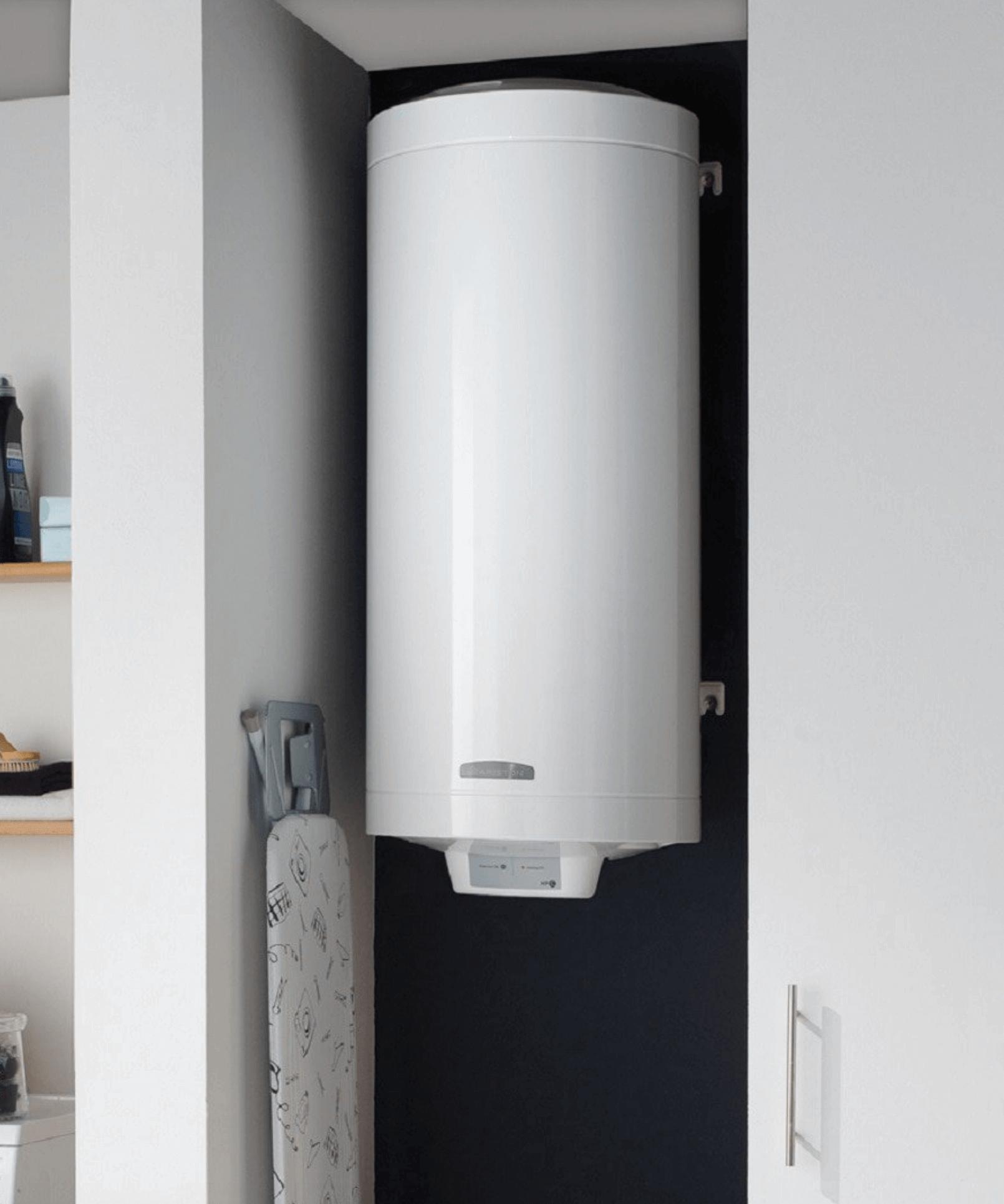 Plomberie - Pose de ballon d'eau chaude
